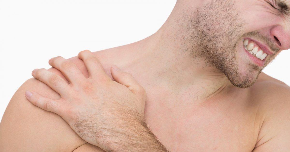 vállízület fájdalom a súlyemelés után)