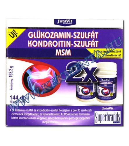 Glükozamin és kondroitin-szulfát az ízületekért | motorion.hu – Egészségoldal | motorion.hu