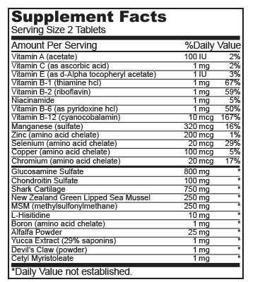 Tényleg jó a glükozamin? • Öngyógyítás • Egészség • Reader's Digest