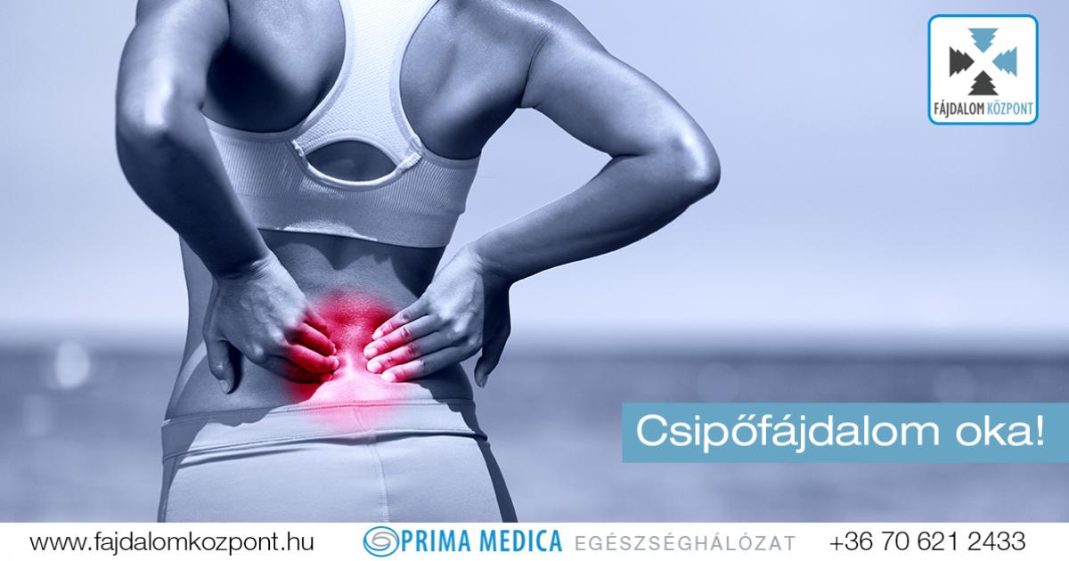 a fájdalom a csípőízületekre terjed