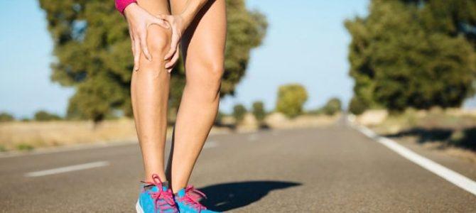 ízületi fájdalom a lábon futás közben)