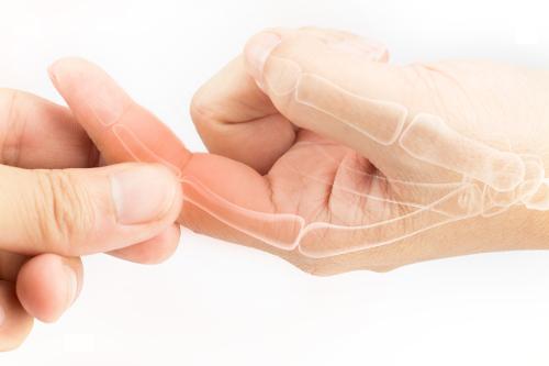 fáj az ujjízület, mint hogy kezelje