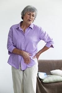 fájdalom a csípőízület ágyában fekvő helyzetben