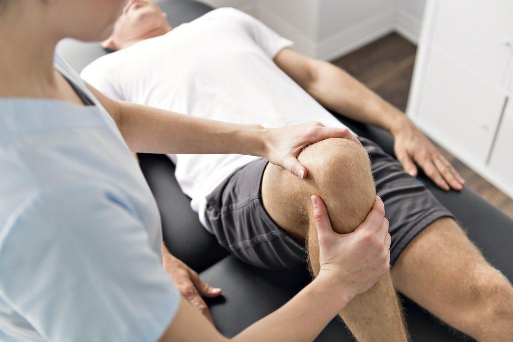 fájdalom a térdízület diagnózisában