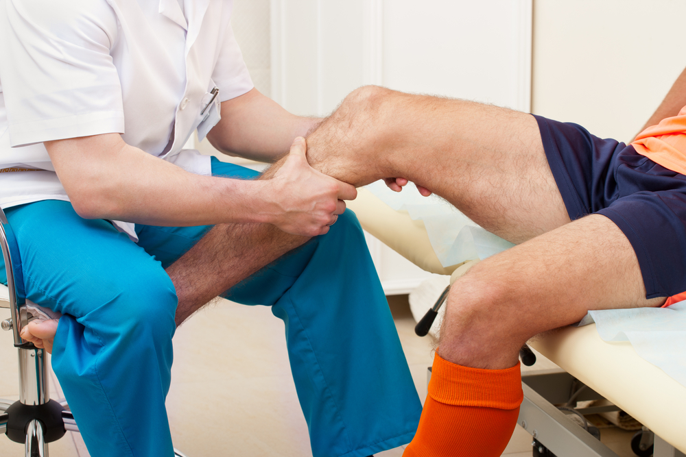 térdízületek ízületi kezelése ózonterápiás kezelés