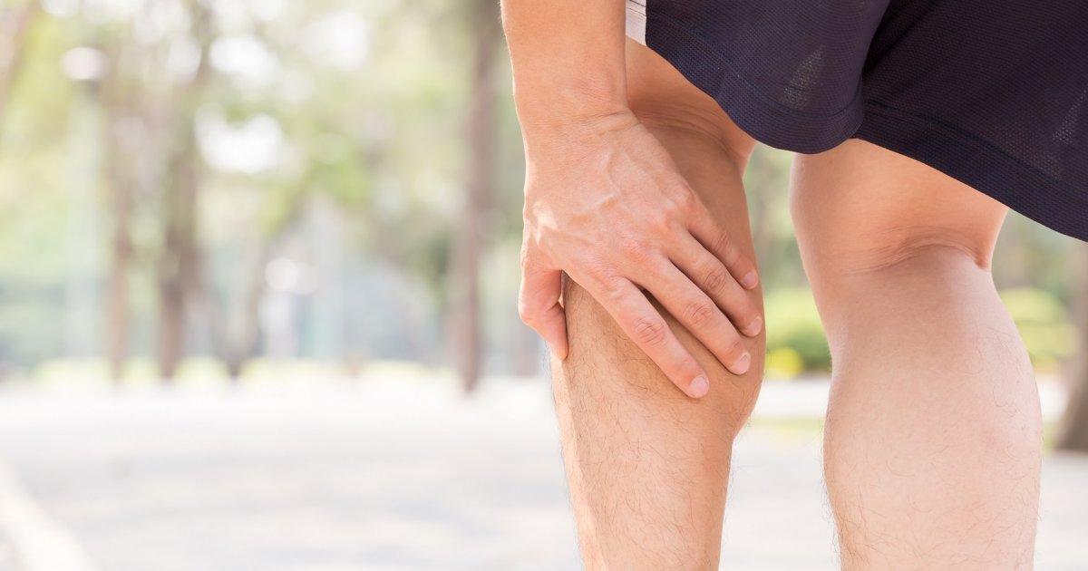 fájdalom a lábak ízületeiben edzés közben