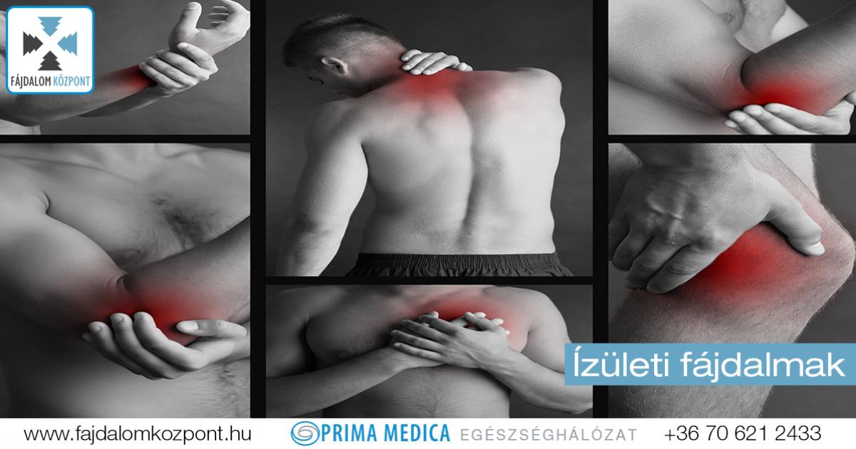 az egész test ízületi fájdalmai okoznak