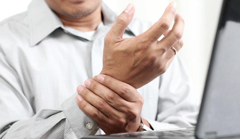 hidrogén-peroxid kezelése térd artrózissal