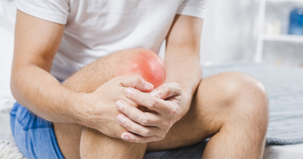 térdízületi gyulladás tünetei