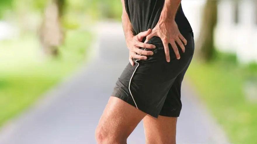 csípőízület és az alsó hátfájás térdfájás hajlatban