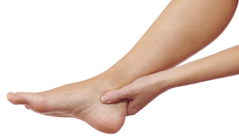 lábfájdalom - bokaízület