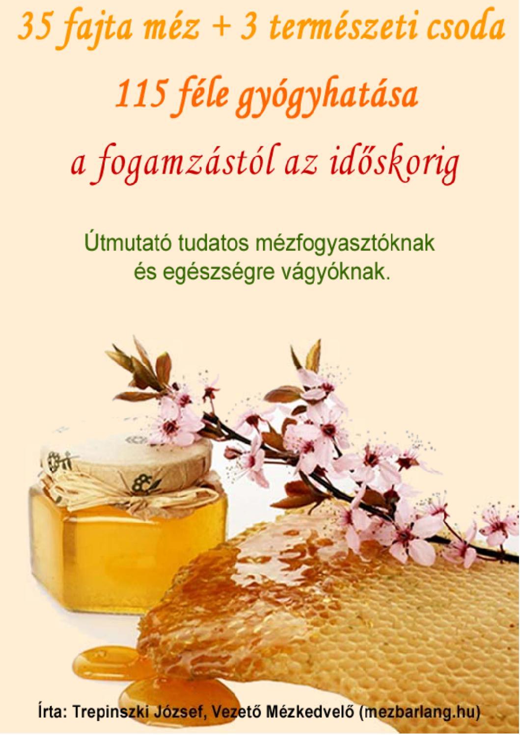 méz gyógyszer ízületi fájdalmakhoz)