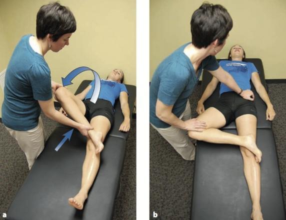 a fájdalom okai a csípőízületben és az alsó lábban)