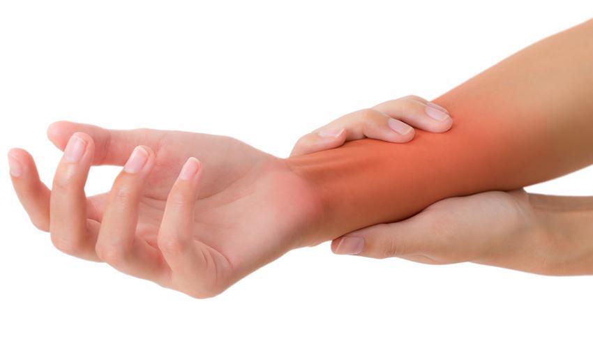 csukló hüvelykujj fájdalma