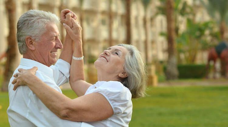 lábízületek kezelése időskorban