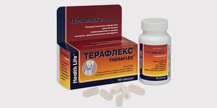 Teraflex - Bőrgyulladás