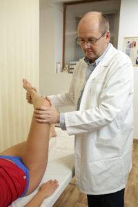 limfosztázis térd artrózissal
