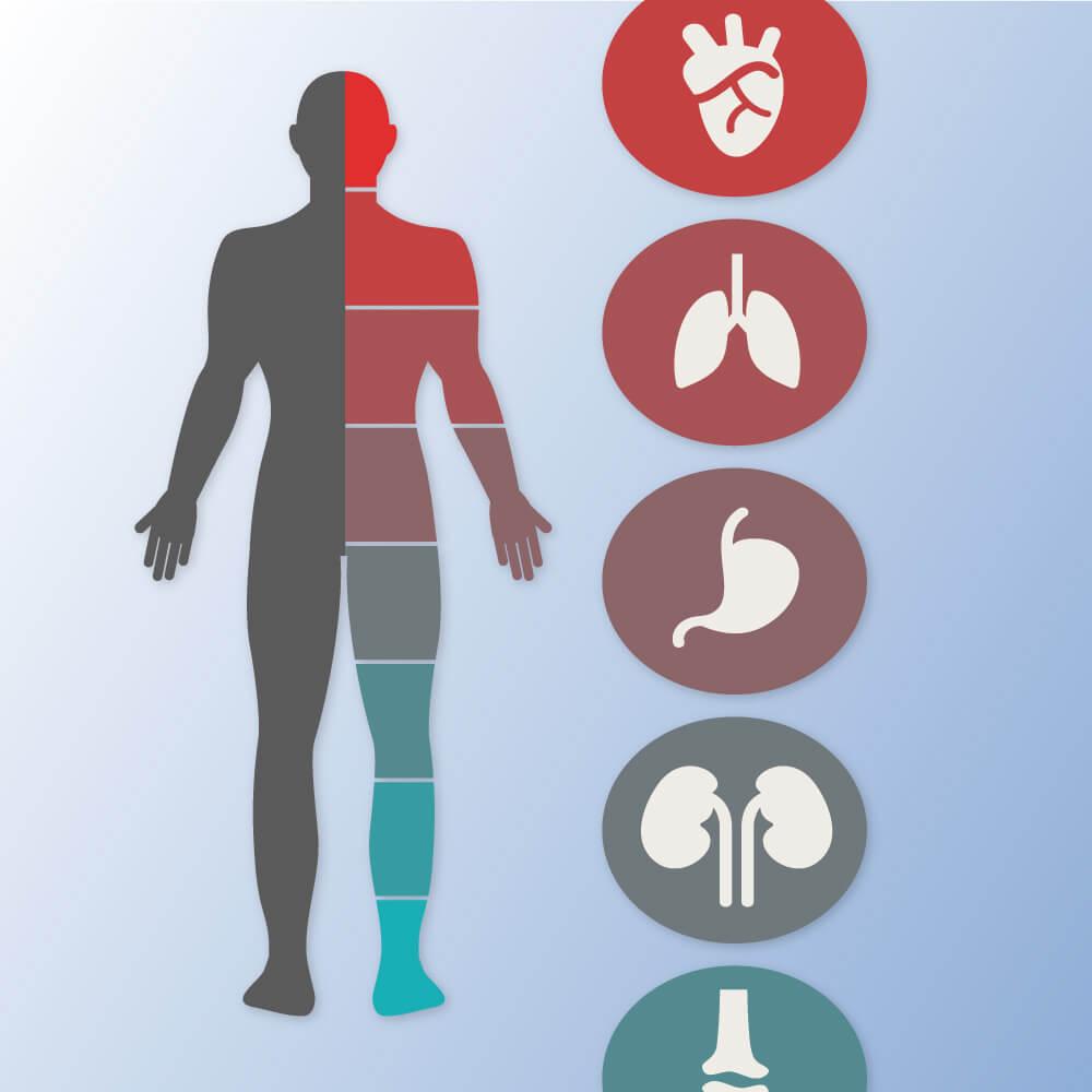 Nyirokcsomó-gyulladás (nyirokcsomó-megnagyobbodás) tünetei és kezelése - HáziPatika