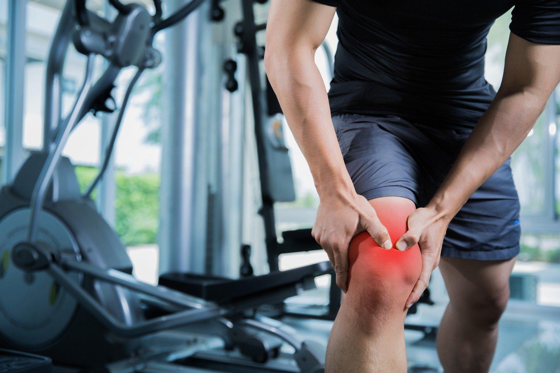 5 térdfájdalom elleni gyakorlat, amit imádni fogsz