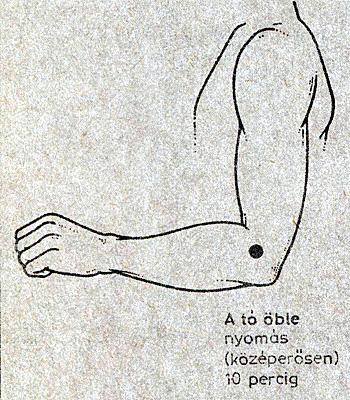 lüktető fájdalom a kézízületben)