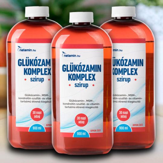 idős glükózamin-kondroitin