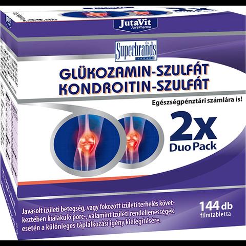 glükozamin-kondroitin hatékonyság)