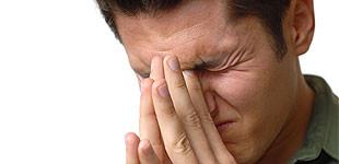 gyűrűs orr fájdalma