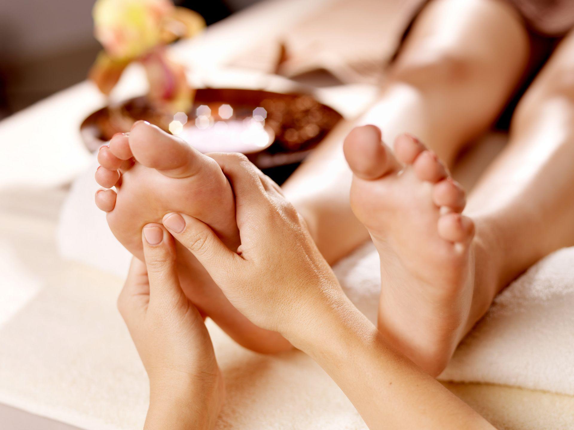 Fordított láb: egy másodperc a fájdalomtól és egy hét hosszú visszanyeréstől