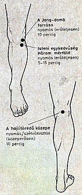 térdízületi kezelés receptjei