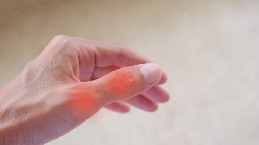 a hüvelykujj ízületi gyulladása, mint kezelésére