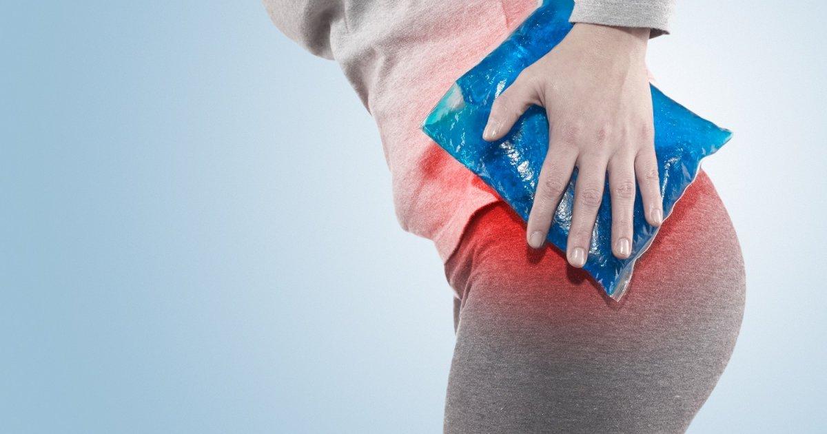 súlyos fájdalom a csípőben reggel)