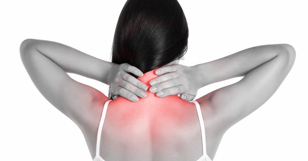 az ízületek és a hát alsó része fáj