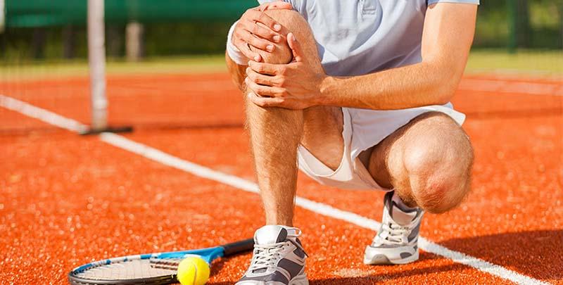 térd sport sérülései