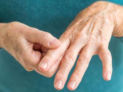 ízületi gyulladás az ujjkezelésen