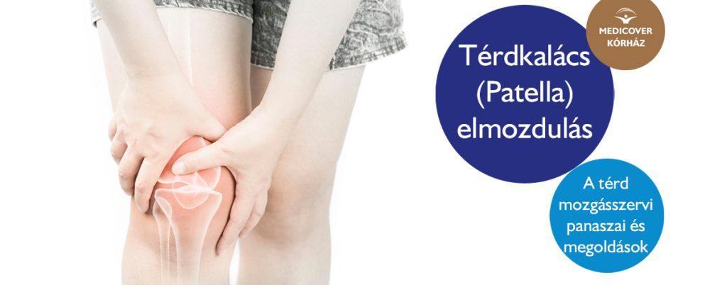 a térd ínkárosodásának tünetei