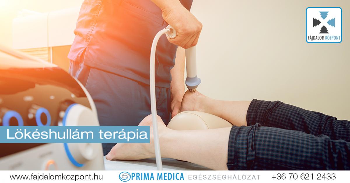 sokkhullám-kezelés az artrózis kezelésében)