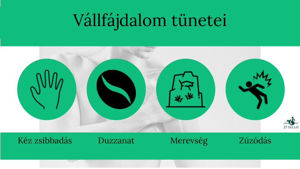 vállfájdalom rák)