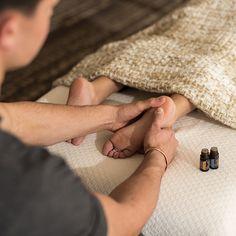 aromaterápiás ízületi kezelés)