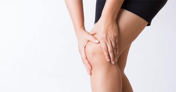 fokozott térdízületek fájdalma