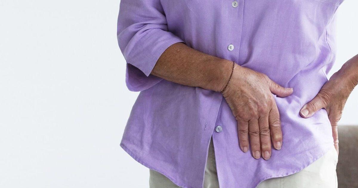 Ne vedd félvállról: a csontritkulás tünetei