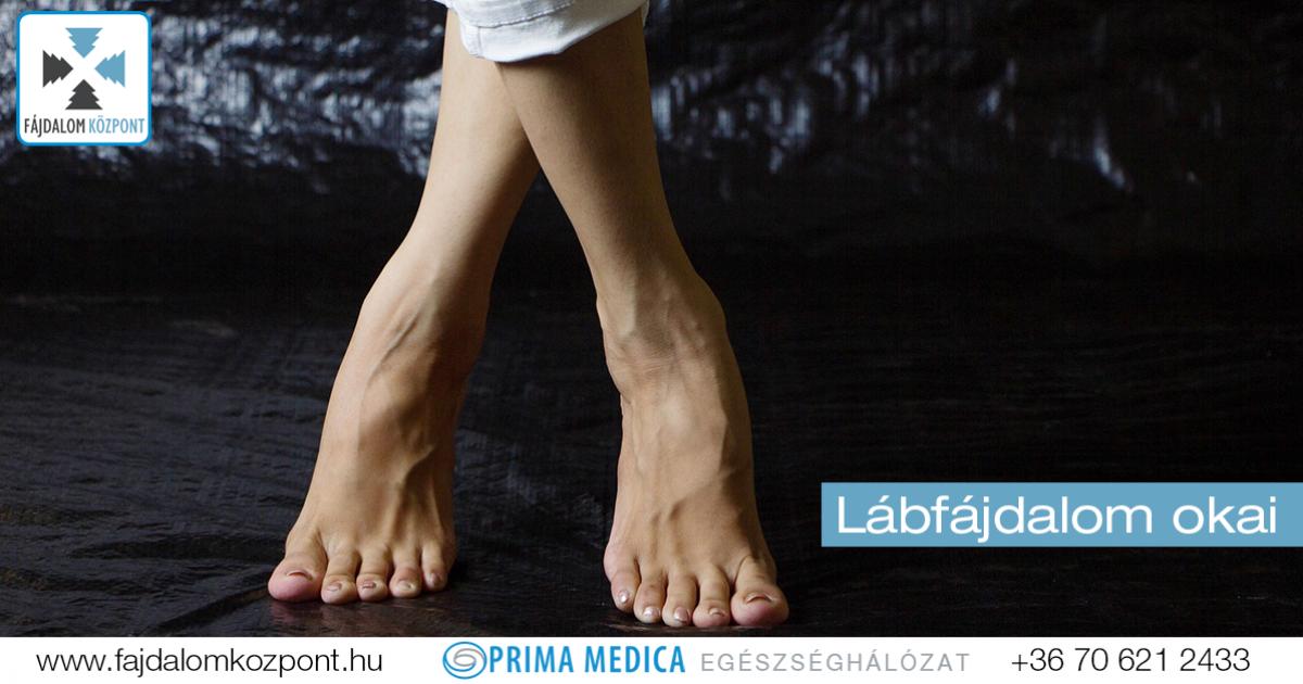 fájdalom a jobb láb térdízületében