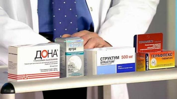 glükozamin és kondroitin az osteoarthrosis kezelésében masszázs kenőcs az oszteokondrozishoz