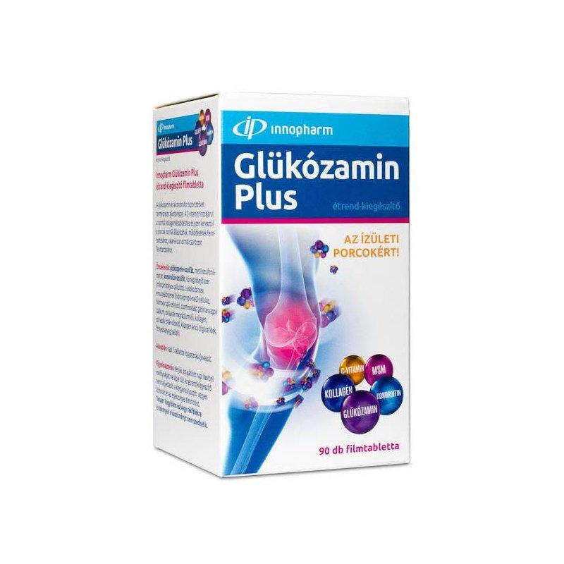 glükózamin-kondroitin komplex 90 gyógyszerkészítmény előállítása