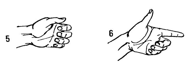 hogyan kell kezelni az ujjak ízületeit, ne hajlítsa meg)