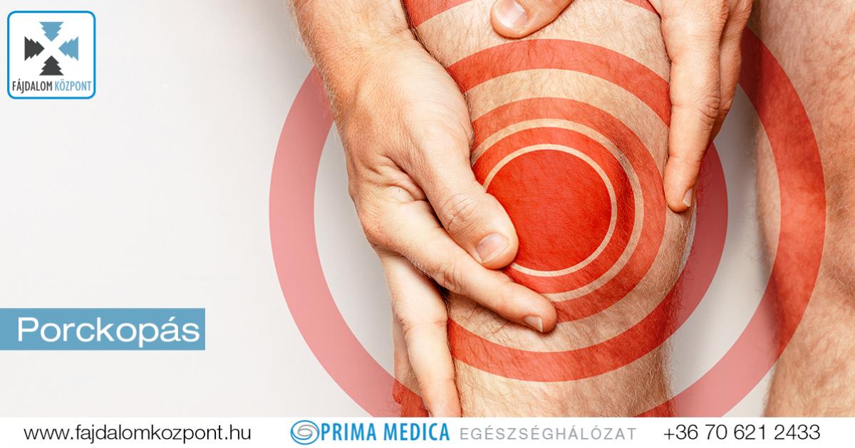 izületi fájdalmak kezelésére szolgáló készülékek
