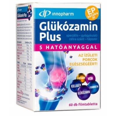 kondroitin és glükózamin gyógyszereket vásárolnak a gyógyszertárban