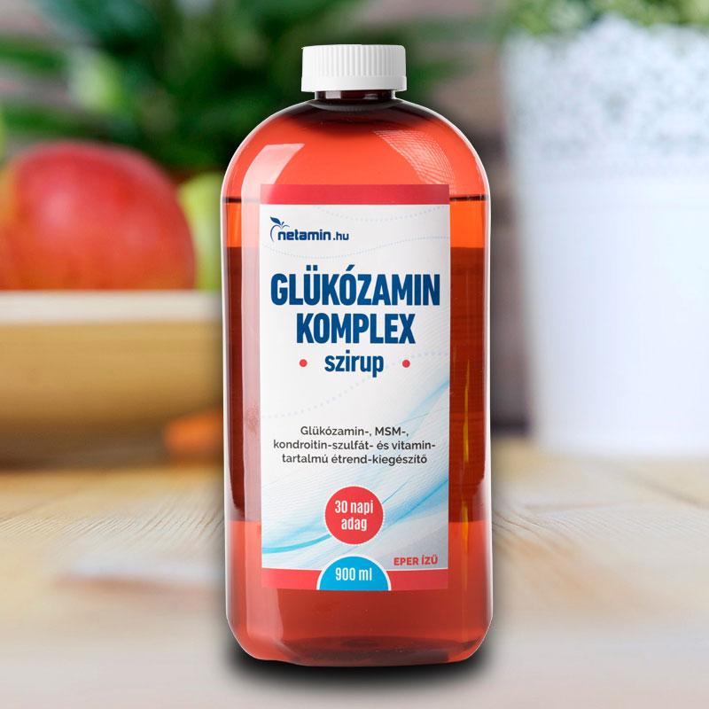 kondroitin és glükózamin tartalmú készítmények