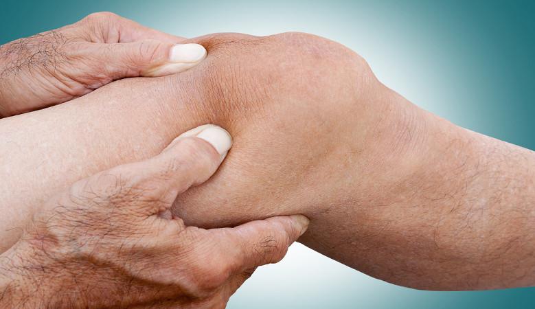 térdfájdalom mozgáskezelés során