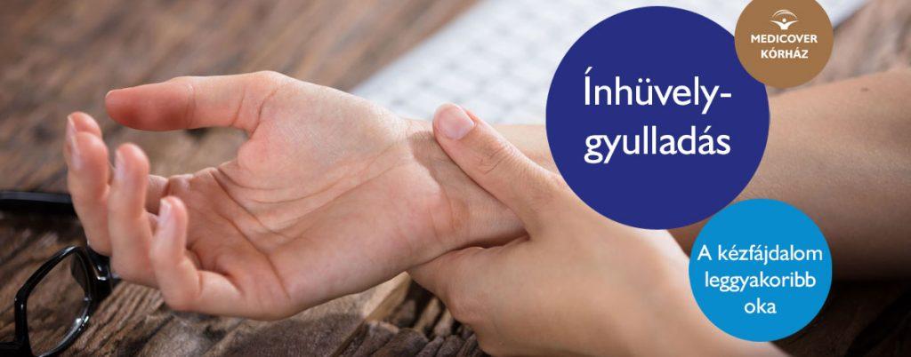 ujjgyulladás tünetei és kezelése