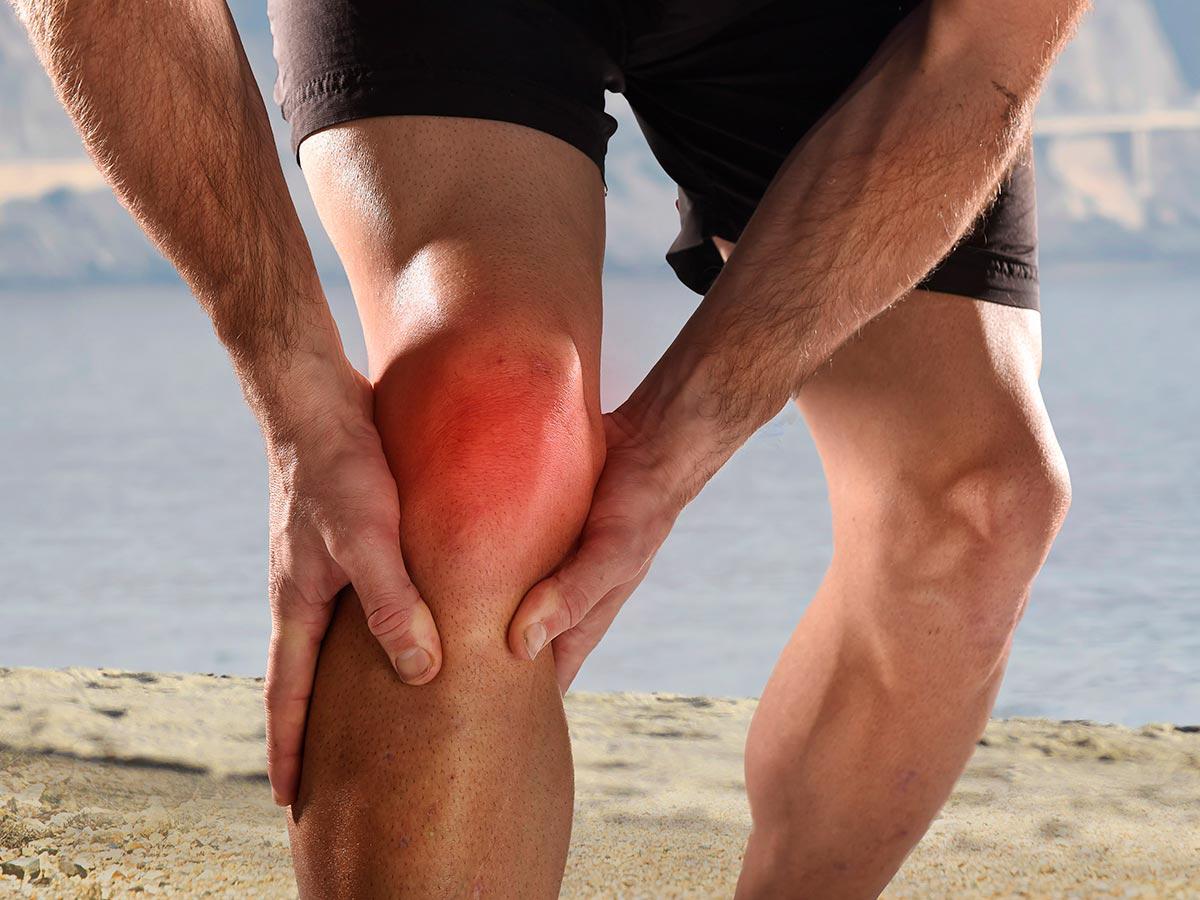 a combcsont ízületi tünetei ritka térdfájdalom